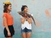 Úrsula Corberó y Silvia Alonso vacaciones en Cuba: con una iguana y plátanos