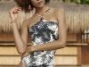 Bikinis Women'Secret 2016: Natural Paradise modelo bañador estampado
