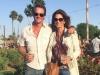 Coachella 2016 famosos en Instagram: Cindy Crawford