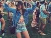 Coachella 2016 famosos en Instagram: Pauline Ducruet bailando
