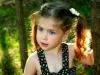 Coletas para niñas peinados para el verano: onduladas