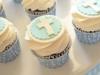 Cupcakes de Comunión: con cruces