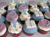 Cupcakes de Comunión: Preciosos
