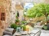 Decoración de terrazas y patios: campo