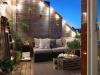 Decoración de terrazas y patios: palés