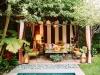Decoración de terrazas y patios: toldo