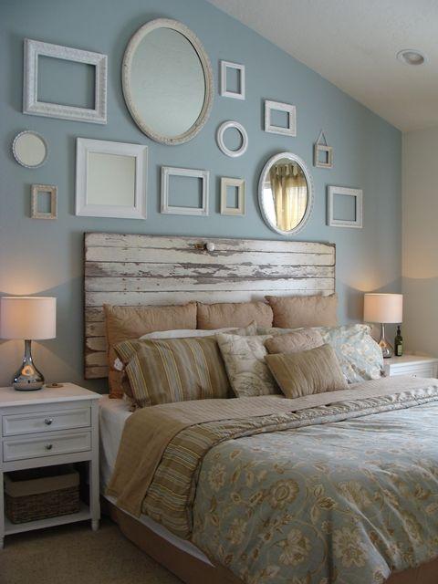 Decoración vintage de dormitorios, ¿te atreves? [FOTOS] - Mujeralia