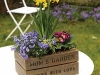 Decoración del Día de la Madre: flores