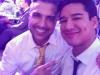 Eva Longoria y Pepe Bastón boda en México: Mario López Jaime Camil