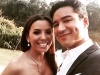 Eva Longoria y Pepe Bastón boda en México: Mario López con la novia