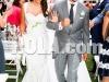 Eva Longoria y Pepe Bastón boda en México: portada ¡Hola! USA