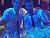 Eva Longoria y Pepe Bastón boda en México: Ricky Martin con David Beckham