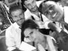 Eva Longoria y Pepe Bastón boda en México: Ricky Martin con David y Victoria Beckham