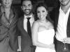 Eva Longoria y Pepe Bastón boda en México: Ricky Martin con los novios