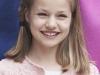 Familia Real en la Misa de Pascua en Mallorca 2016: Princesa Leonor