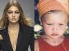 Famosos de pequeños: Gigi Hadid