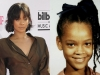 Famosos de pequeños: Rihanna