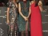 Festival de Málaga 2016 alfombra roja Gernika: María Valverde, Bárbara Goenaga e Ingrid García-Jonsson