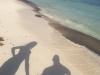 Hiba Abouk vacaciones Semana Santa 2016: sombras