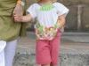 Infanta Sofía: 2010 posado en Mallorca verano