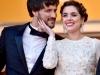 Julieta en Cannes 2016: alfombra roja Adriana Ugarte y Daniel Grao