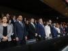 Los Reyes en la final de la Copa del Rey 2016: durate el himno