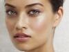 Maquillaje sunkissed: brillo en las mejillas