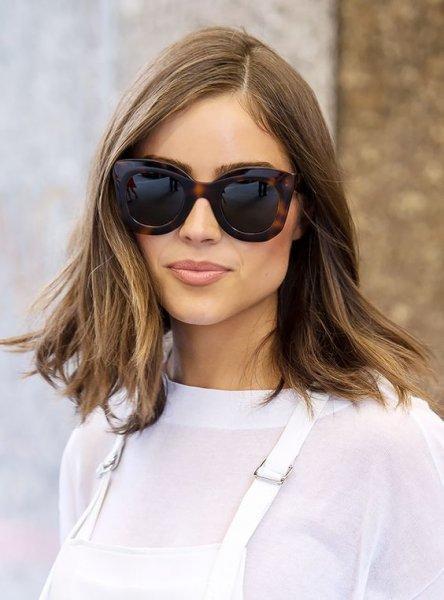 Peinados Con Gafas De Sol Los Mejores Fotos Mujeralia