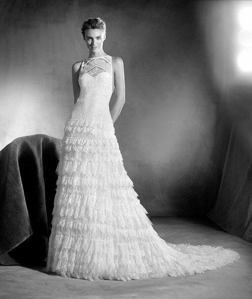 pronovias atelier 2017 vestidos de novia de alta costura [fotos