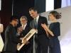 Reina Letizia look 40 aniversario de El País: entrega Premio Ortega y Gasser a Joseph Zárate
