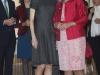 Reina Letizia look baby doll: vestido