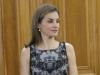 Reina Letizia look de Hugo Boss: portada