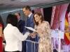 Reina Letizia look floral de Zara: portada