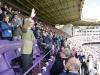 Rey Felipe VI fiesta del rugby en Valladolid: saludando