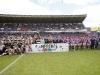 Rey Felipe VI fiesta del rugby en Valladolid: equipos