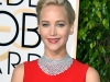 Rubio platino color de pelo 2016: Jennifer Lawrence en los Globos de Oro