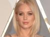 Rubio platino color de pelo 2016: Jennifer Lawrence en los Oscar