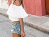 Shorts denim looks: portada