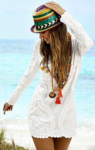 3b649ab1eeb2d Sombreros verano 2016 ¡disfruta del sol con estilo!  FOTOS  - Mujeralia