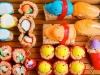 Sushi de gominolas: con muchas chuches