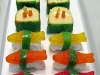 Sushi de gominolas: Riquísimo