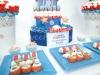 Sushi de gominolas: Buffet para celebraciones