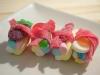 Sushi de gominolas: Presentación