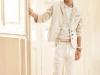 Trajes de ceremonia para niños 2016: Hortensia Maeso modelo blanco con chaleco