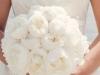 Uñas de novia: blancas