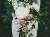 Uñas de novia: boho