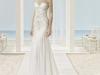 Vestidos de novia Aire Barcelona 2017: colección Aire Beach Wedding modelo Xacob