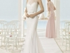 Vestidos de novia Aire Barcelona 2017: colección Aire Beach Wedding modelo Xana