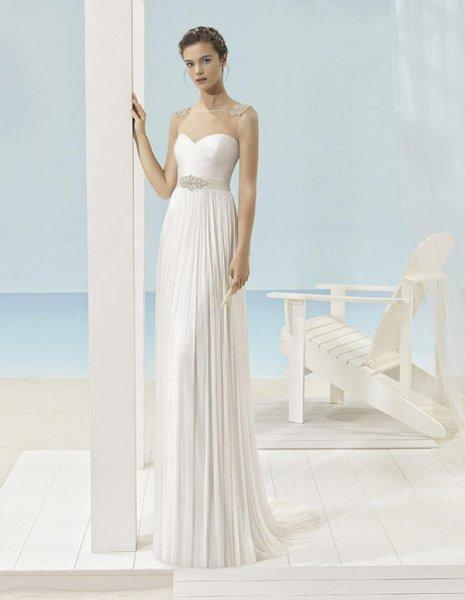 vestidos de novia sencillos barcelona – vestidos de boda