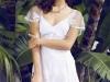 Vestidos de novia ibicencos 2016: Charo Ruiz modelo corto
